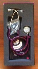 "3M Littmann Classic III 27"" Stethoscope PLUM #5831 New in Box Warranty Medical"