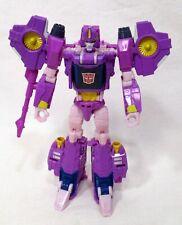 Hasbro Transformers Titans Return Deluxe Nautica Complete