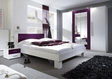 Schlafzimmer-sets In Weiß | Ebay Schlafzimmer Komplett Weiss