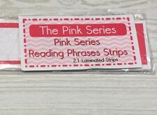 The Pink Series -Pink Series Reading Phrases Stripe (21 Strips) Montessori