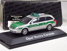 (KI-03-22) Schuco 04673 Opel Vectra Caravan Polizei in 1:43 in OVP