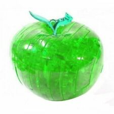 3D Crystal Puzzle - Apple Green
