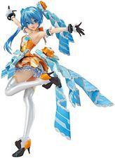 Max Factory Vocaloid Series Hatsune Miku 1/7 Pvc Figure Orange Blossom Ver. New