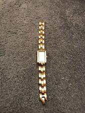 Armani Gold Ladies Link Watch