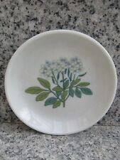 COUPELLE Porcelaine THOMAS Décor PLANTES 10 cm