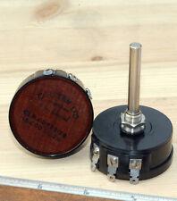 2 pcs - Colvern Wire wound potentiometer  15k Ohm 2% Brand new