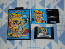 The Incredible Crash Dummies  Für Sega Mega Drive