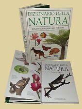 DIZIONARIO DELLA NATURA Flora Fauna Evoluzione cellula biologia zoologia