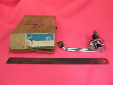 NOS 1963-1965 Oldsmobile Right Front Door Handle w/ button passnger gm outer oem
