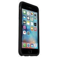 OtterBox SYMMETRY CLEAR SERIES Case for iPhone 6 Plus/6s Plus (BLACK CRYSTAL)