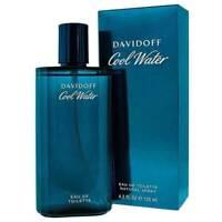 Davidoff Cool Water 125Ml edt Man Boxed