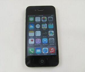 Apple iPhone 4S 8GB Verizon/Unlocked Cell Phone  GOOD