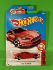 Hot Wheels - Aston Martin Db5 (Red) [6/10 - Then and Now]