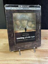 Saving Private Ryan 4K Steelbook - New