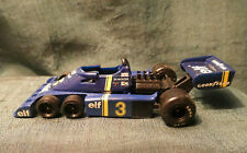 TYRREL COSWORTH P  34_2 SUPER CHAMPION  MADE IN FRANCE   #3 1/43