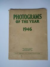 Photograms of the Year 1946 Amateur Photographer Annual Review