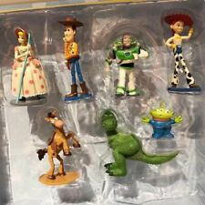 New Disney Toy Story Woody Buzzlightyear Jessie Dinosaur Collectible Toy Gift