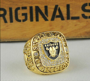 2014 Oakland Raiders Championship Ring //