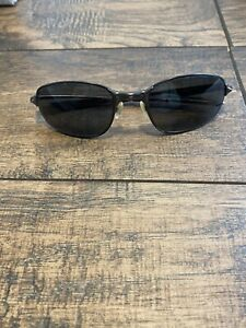 OAKLEY Sunglasses Big Square Wire Toast/Matte Black 133 G108 Frame Only