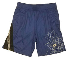 Lotto Mens Gravity Shorts Blue Size Medium