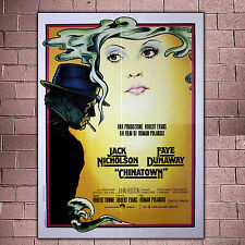 Original Movie Poster Chinatown - Size: 140x200 CM - Jack Nicholson