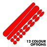 Coloured Chain Stay and Frame Protectors | Cycling | Bike | Bicycling | Decal