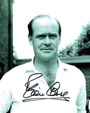 Brian CLOSE Signed Autograph 10x8 ENGLAND Cricket Portrait Photo AFTAL COA