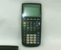 1999 Texas Instruments TI-83 Plus Graphing Calculator TESTED