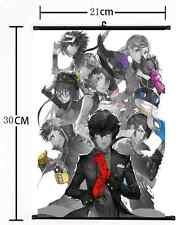 1015 Hot Japan Anime P4G persona 5 The Golden Wall Scroll Poster cosplay A
