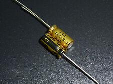 500pcs 25V47uf 25V Nichicon FW standard capacitor 5x11mm for Audio