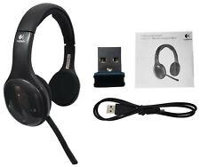 Logitech H800 беспроводная компьютерная гарнитура шумоподавление 981-000337 черный новый