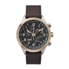 Orologio Cronorafo Uomo Timex INtelligent Quartz T Series Fly-Back TW2P73400