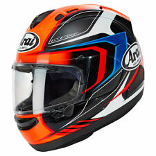 Arai RX-7V Maze Red Motorcycle Motorbike Helmet