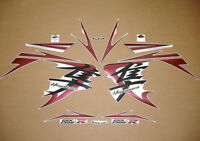 GSX 1300R Hayabusa 2008 complete decals stickers graphics kit set moto adhesives