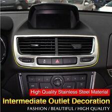 Opel Mokka embellecedores de acero inoxidable cubierta de marco rejilla cover para ventilación mediados