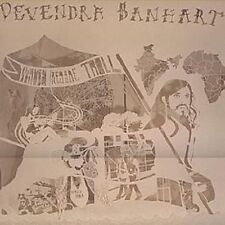 "Devendra Banhart White Reggae Troll 12"" Vinyl Record non lp song freak folk NEW!"