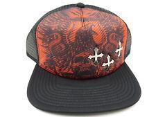 MMA Sinister Brand Vintage Trucker Snapback Hat