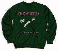The Smiths Queen Is Dead  Morrissey Unisex Sweatshirt Jumper T shirt