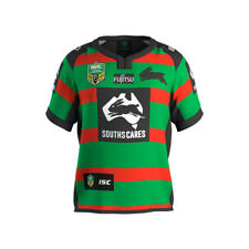 South Sydney Rabbitohs 2017 Home Jersey Mens,Ladies & Kids Sizes NRL ISC