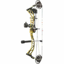 New PSE Archery Brute NXT RTS Package Left Hand Mossy Oak Country Camo 70# Bow
