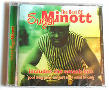 The Best of Sugar Minott by Sugar Minott (CD, Jul-2002, First Budget)