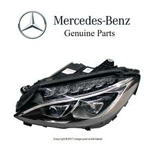 Mercedes W205 C300 C43 C63 AMG S Driver Left Headlight Assie Dynamic LED Genuine