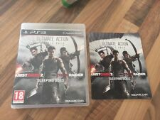 PS3:   ULTIMATE ACTION TRIPLE PACK