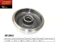 Brake Drum-Standard Rear Best Brake GP3812