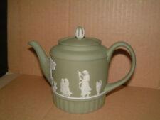 Jasperware Teapot Wedgwood Porcelain & China