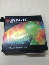 More details for magic the gathering : zendikar rising - collector booster box (12 packs) #1108
