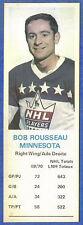 1970-71 Dad's Cookies - BOB ROUSSEAU - Minnesota (vg+)