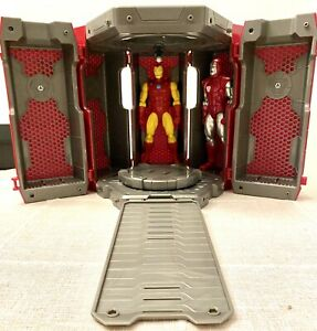 Disney Toybox IRON MAN HALL OF ARMOR Marvel Legends Fit (Figures not Included)