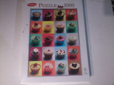 Puzzle 1000 teile ovp Cupcakes