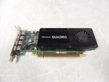 HP nVidia 846583-001 Quadro K1200 Low Profile PCIe Mini DisplayPort Video Card